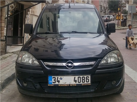 2007 Opel Combo 1.3 CDTI City Plus