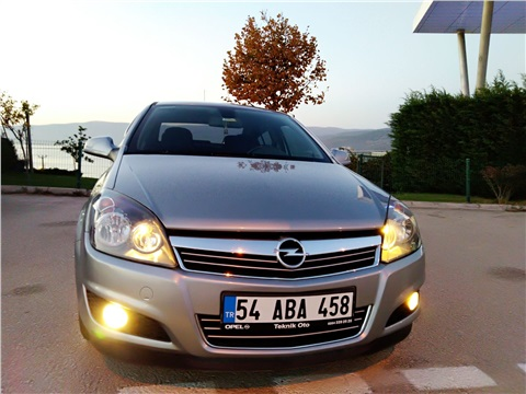 2011 Opel Astra 1.3 CDTI Enjoy Plus