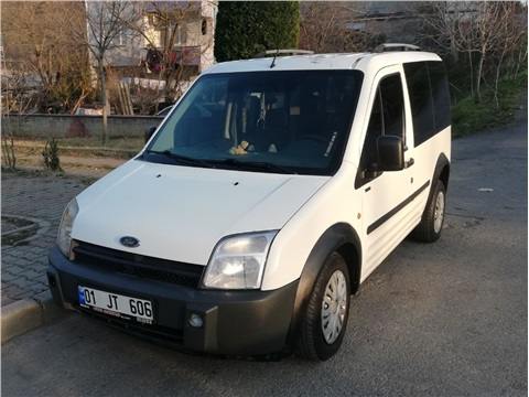 2005 Ford Transit Connect 1.8 TDCI K210s