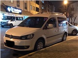 Volkswagen Caddy 1.6 TDI Kombi Team