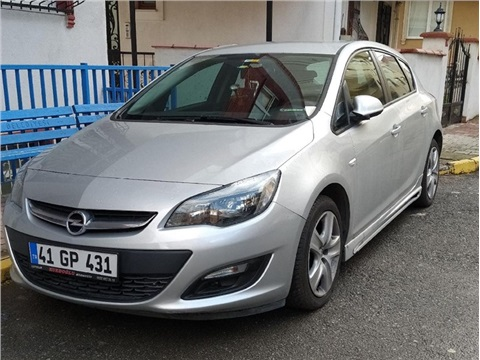 2014 Opel Astra 1.6 Edition