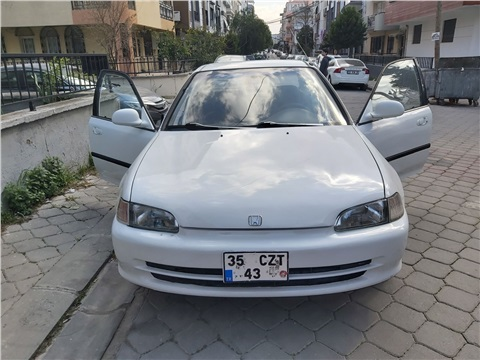 1994 Honda Civic 1.6 Si